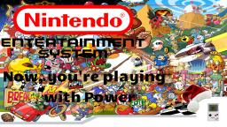 NES: Now youre playing with power -Bloxed