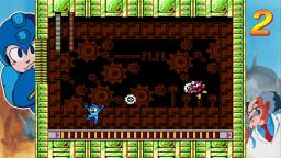 Mega Man 2 Metal Man Buster Only