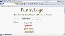 How to create your own search engine