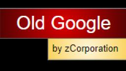 Old Google Promo, by 11ryanc - oldgoogle.neocities.org