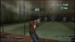 Yakuza 5 - Batting Cages - PS4 Gameplay