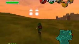 Lets Play The Legend of Zelda Ocarina of Time Master Quest (German) 29 Zeldas Flucht
