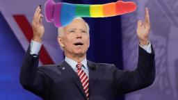 Joe Biden Is Gay