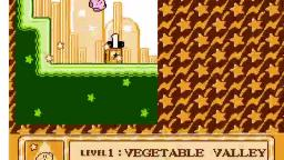 Lets Play Kirbys Adventure - Part 1: Vegetable Valley