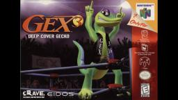 Gex 3: Deep Cover Gecko Review & Gameplay On Nintendo 64 (Old Video)