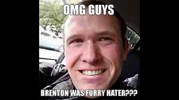 OMG GUYS BRENTON WAS FURRY HATER???