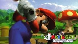 Mario Golf Toadstool Tour Part 1 l Nathan and Matt Lets Plays