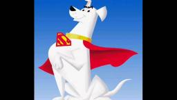 KRYPTO THE SUPERDOG GAY DOGGY HENTAI XXX CUMSHOT