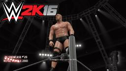 WWE 2K16 2K Showcase #20 - The Rumble Trifecta - Royal Rumble 2001