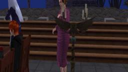 Sims 2- Harry Potter and the Order of The Phoenix-Ch.11