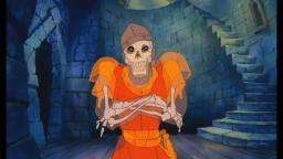 Dragons Lair Death Scenes