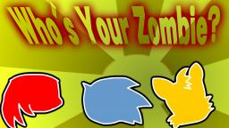 SPI - Whos Your Zombie!