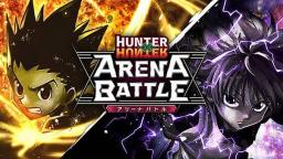 Hunter X Hunter Battle Arena Opening