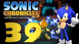 Lets Play Sonic Chronicles Part 39 - Die Gizoid-Zenturios cheaten