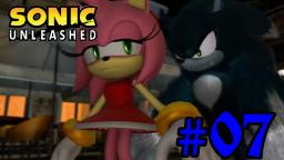 Sonic Unleashed # 07 Rooftop Run bei Nacht [HD|DEUTSCH]