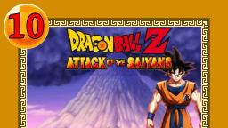 Lets Play Dragonball Z Attack of the Saiyans Part 10 - Ab in den Vulkan