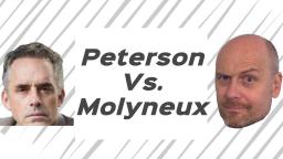 Peterson Says Molyneux Things
