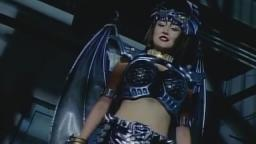 The Beautiful Black Snake Demoness (Super Sentai GoGoFive & Power Rangers Lightspeed Rescue)