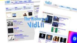 The History Of VidLii.