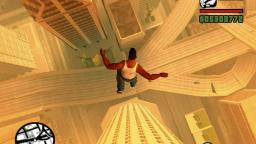 how to jump a big building without dying in gta san andreas