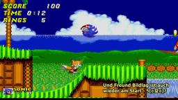 Emerald Hill Zone ⭐ Sonic the Hedgehog 2 [part1/german] ⭐ Lets Play