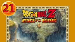 Lets Play Dragonball Z Attack of the Saiyans Part 21 - Ich lebe gefährlich