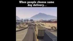 Dildo Delivery Guy
