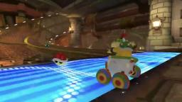 Bowser's Castle - Mario Kart 8 Deluxe Random Gameplay Part 7 - Switch
