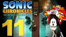 Lets Play Sonic Chronicles Part 11 - In der Höhle des Vergewaltigers