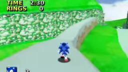 Sonic enters Marios World (FULL LENGTH)