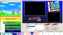Tutorial - Nintendo DS Video Setting Split Screen