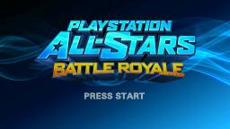 PlayStation All-Stars Battle Royale: Cinematic Opening