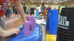 Using Crazy Cups for the First Time (10-5-2019)