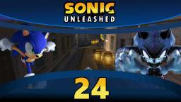 Lets Play Sonic Unleashed [Wii] (100%) Part 24 - Letzter Missions-Rush vor dem Storyfinale