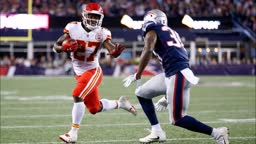 Spiderfan On: Kansas City Chiefs beating New England Patriots