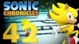 Lets Play Sonic Chronicles Part 42 - Ix wird ritterlich zerfistet