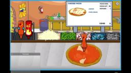 Club penguin pizza