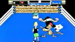 My First Punch-Out! Video Ever