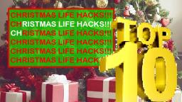 TOP TWO EPIC X-MAS LIF HAX TO MAKE YOU HATE YOUR LIFE!!!!!!