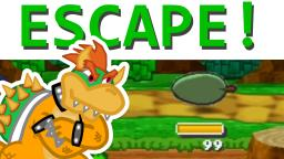 Modding Paper Mario With Star Rod To Trap The Player