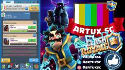 Tercera Legendaria Clash Royale - ARTUX SC