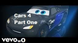 Cars 4: Part One