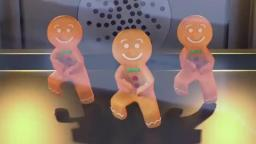 Dancing Gingerbread Promo by Slidely