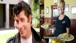 John Travolta Calls Restaurant (Grease Prank Call)