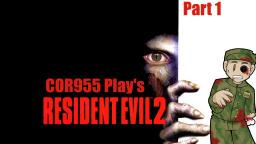 Resident Evil 2 Letsplay Part 1