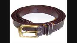 4 - STR 4 - Stam Leather Belt- The Song!