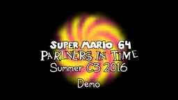 Super Mario 64: Partners in Time [Summer C3 2016 Demo] - Official Trailer