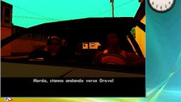 GTA San Andreas Fail incredibile!!!!!!!!!