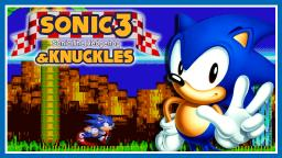 Angel Island Zone  ⭐ Sonic the Hedgehog 3 & Knuckles [part1/german] ⭐ Lets Play