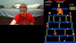 Andrew Plays Crazy Kong Part II